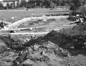 Wading Pool Construction
