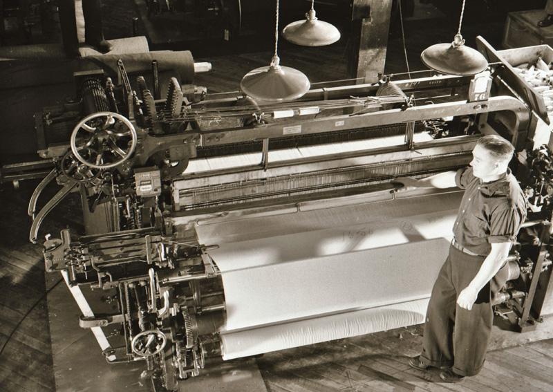 Warping and Weaving
