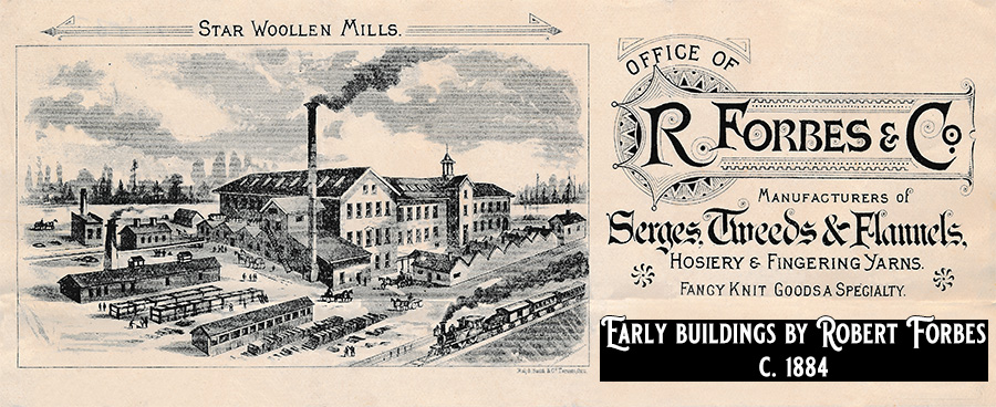 Early Days of Robert Forbes Sole Ownership of the Mill