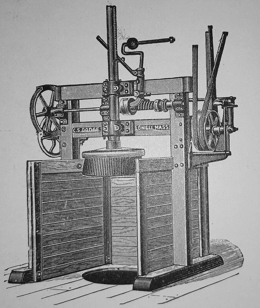 Wool Bagging Machine